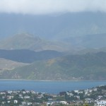 North Island : Wellington Mt Victoria lookout