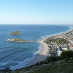 North Island : Mount Manganui