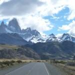 Argentina : Parque Nacional Los Glaciares : El Chalten
